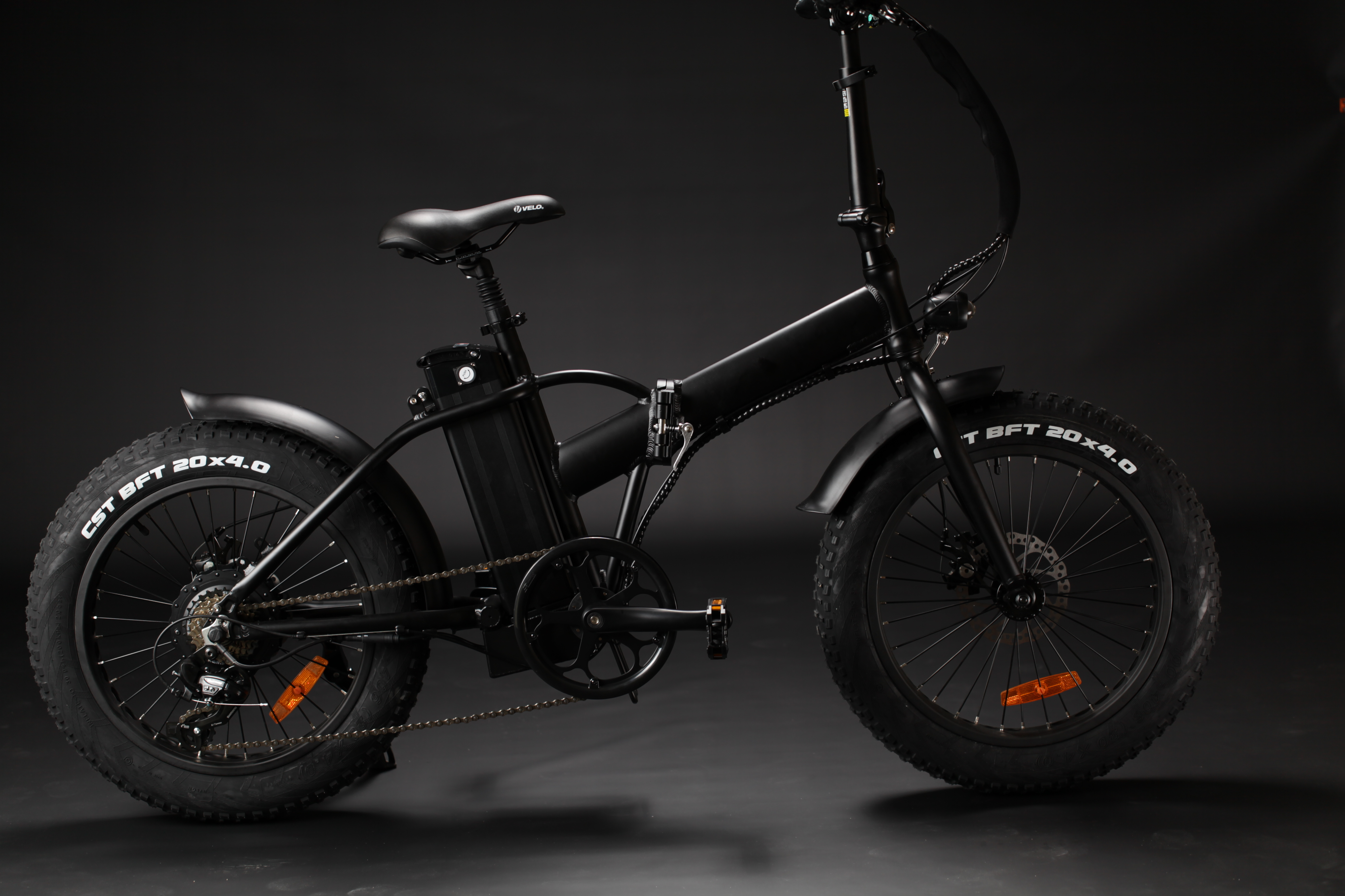 Mini Fat Bike 6