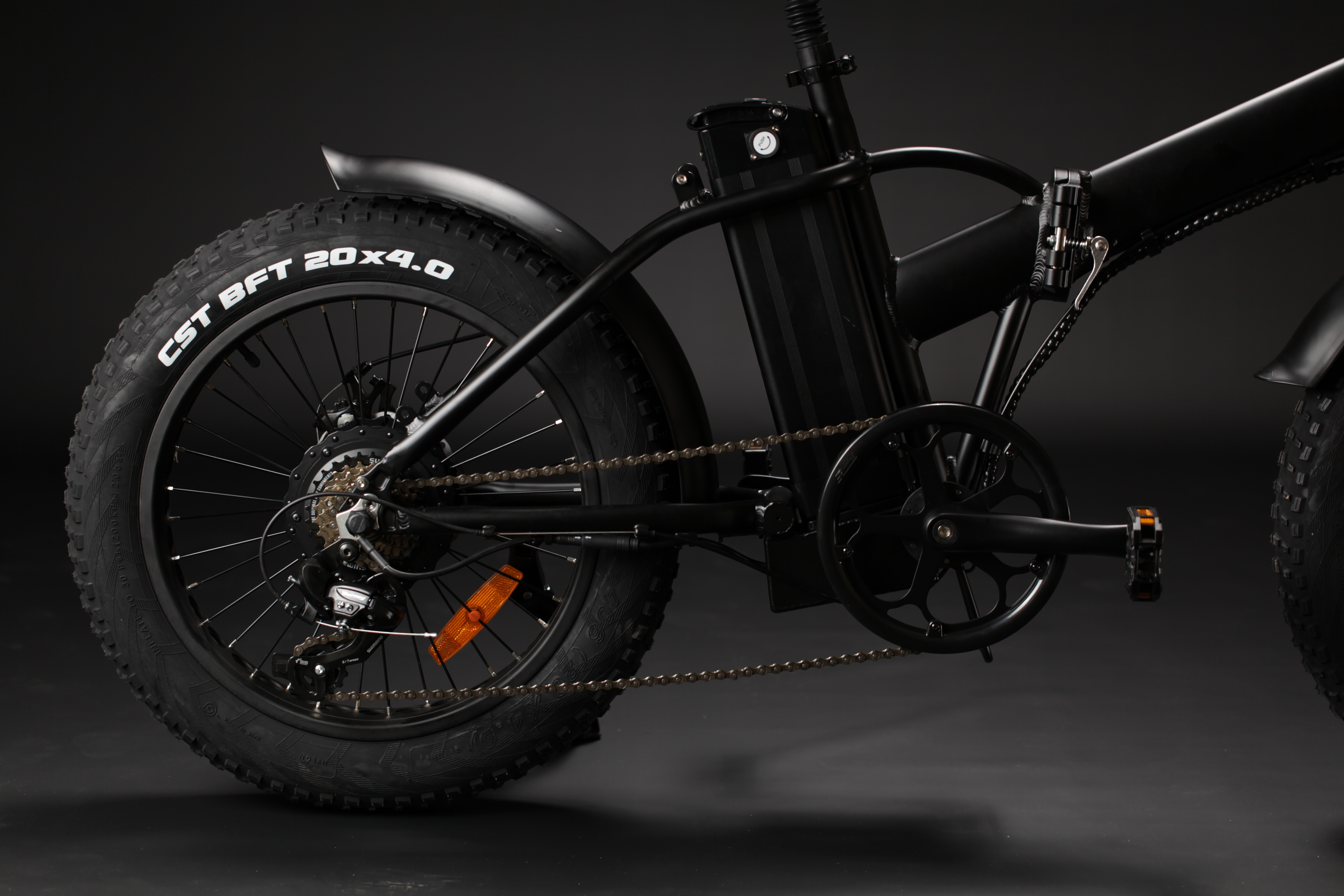 Mini Fat Bike 7