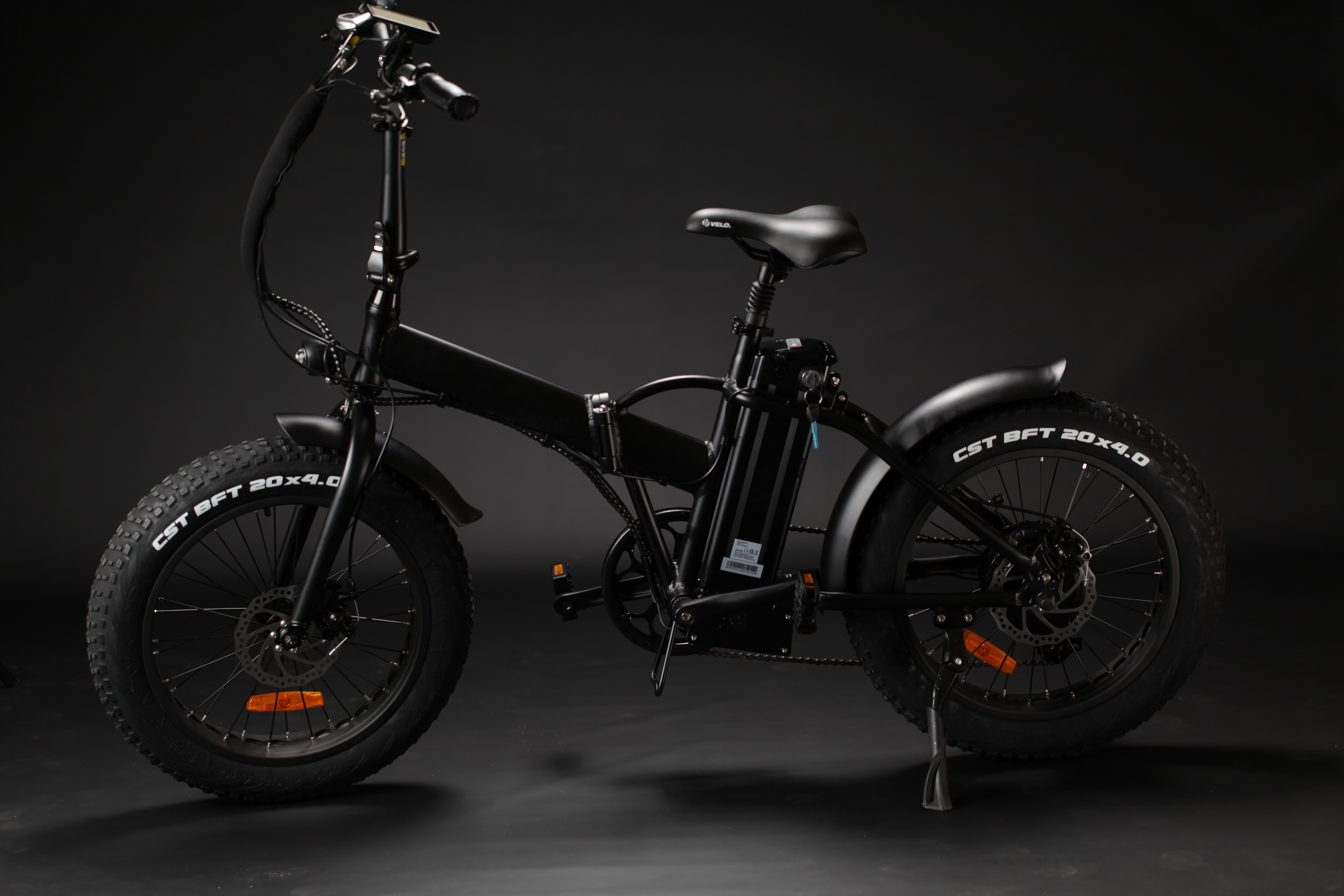 Mini Fat Bike 1
