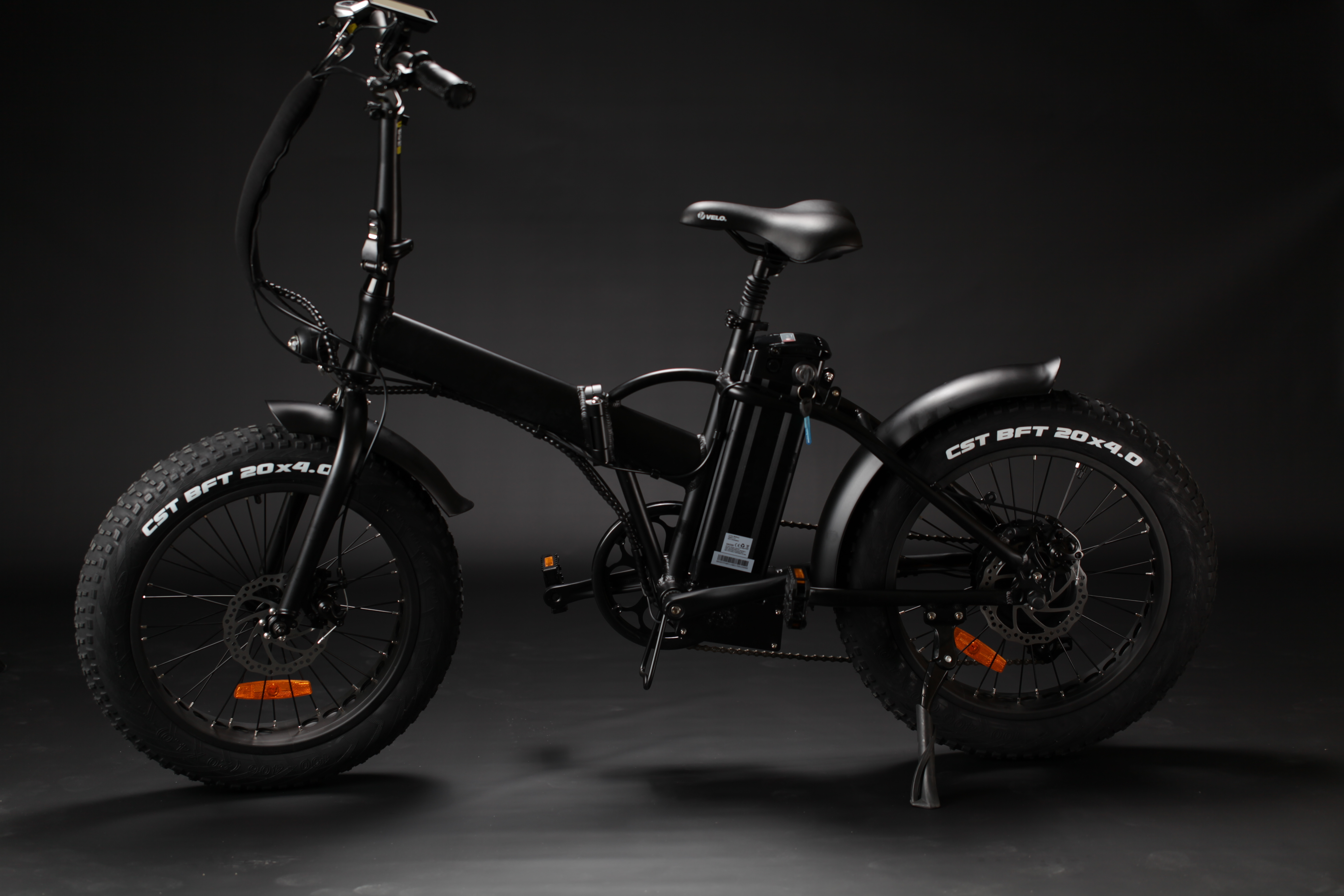 Mini Fat Bike 2