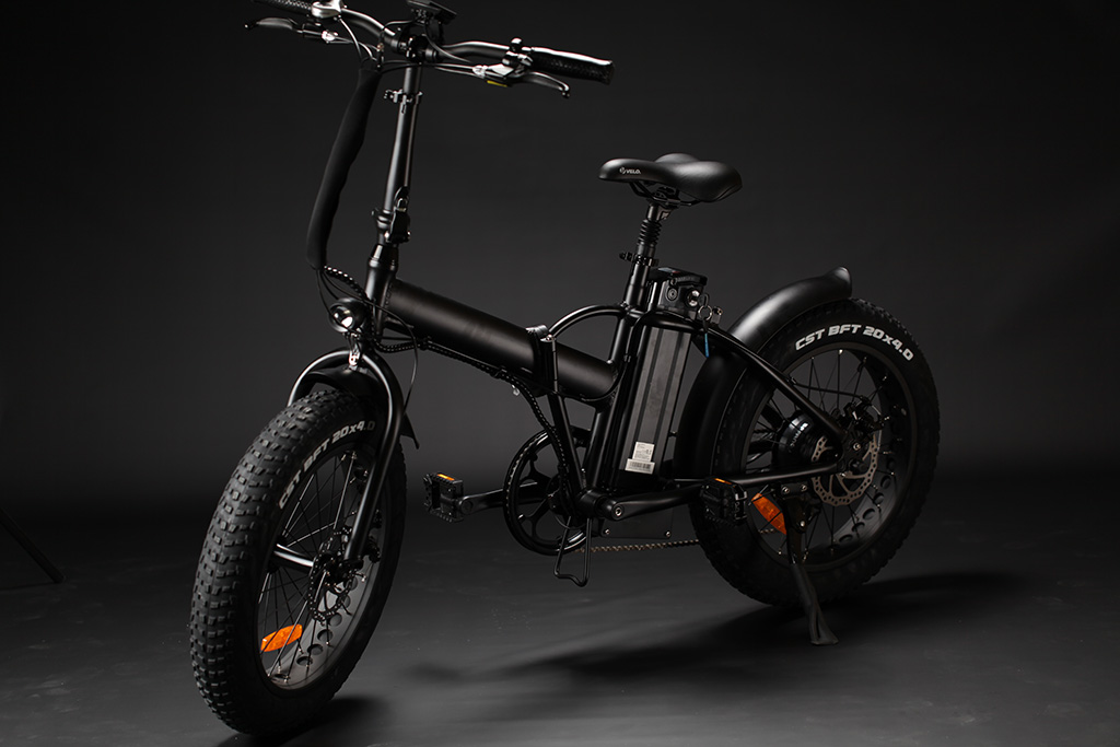 Mini Fat Bike